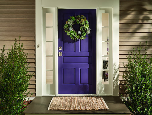 Schlage Front Entry Upgrades on a Budget