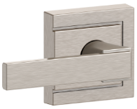 Upland Style Northbrook Lever | Contemporary Door Hardware
