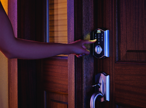 9 Keyless Lock Reviews to Help You Choose The Right Electronic Deadbolt | Schlage
