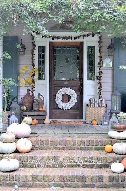 Thanksgiving - Porch Decor - Schlage