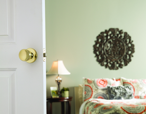 Try this modern upgrade for your outdated brass hardware.