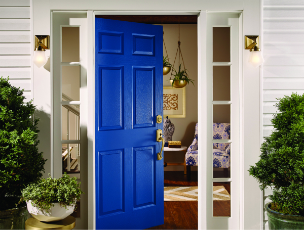 Create A Designer Front Door Look Without The Designer Price Tag