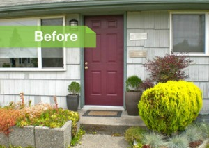 Easy Real Life Home Makeovers with a Simple Coat of Paint