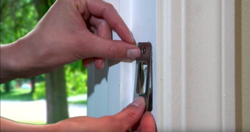 How to Install a Deadbolt Lock | Schlage