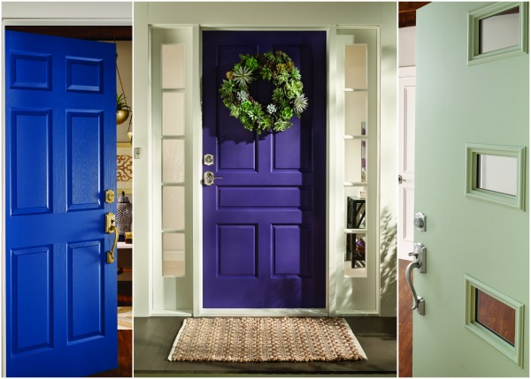 How To Choose A Front Door Paint Color Schlage