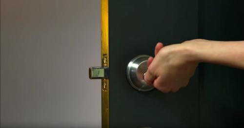 schlage deadbolt installation instructions