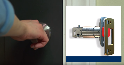 Merveilleux How To Install A Deadbolt Lock | Schlage
