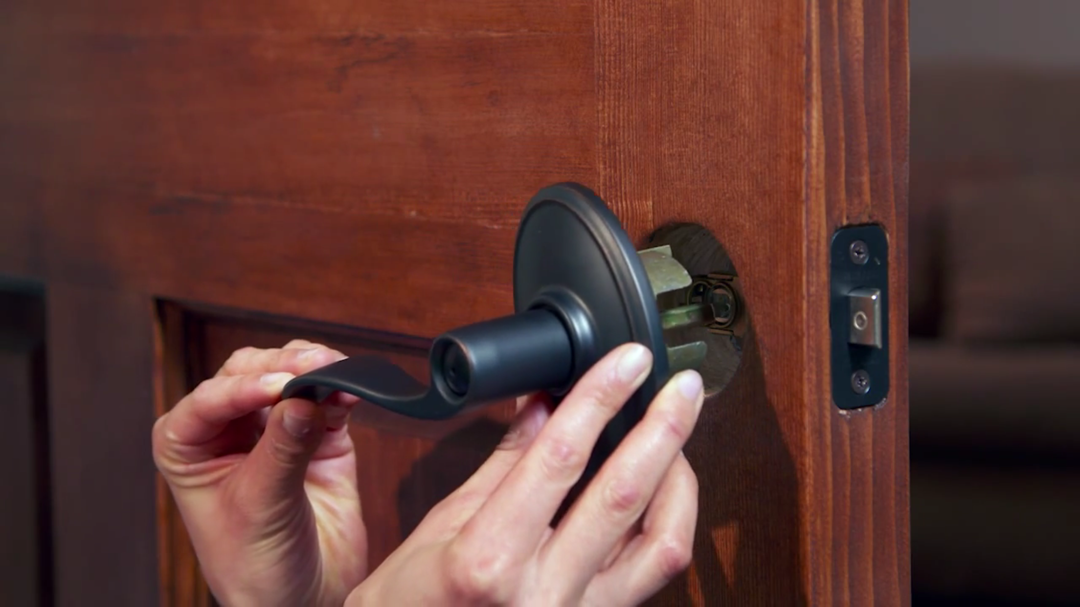 How To Properly Install Door S And Levers
