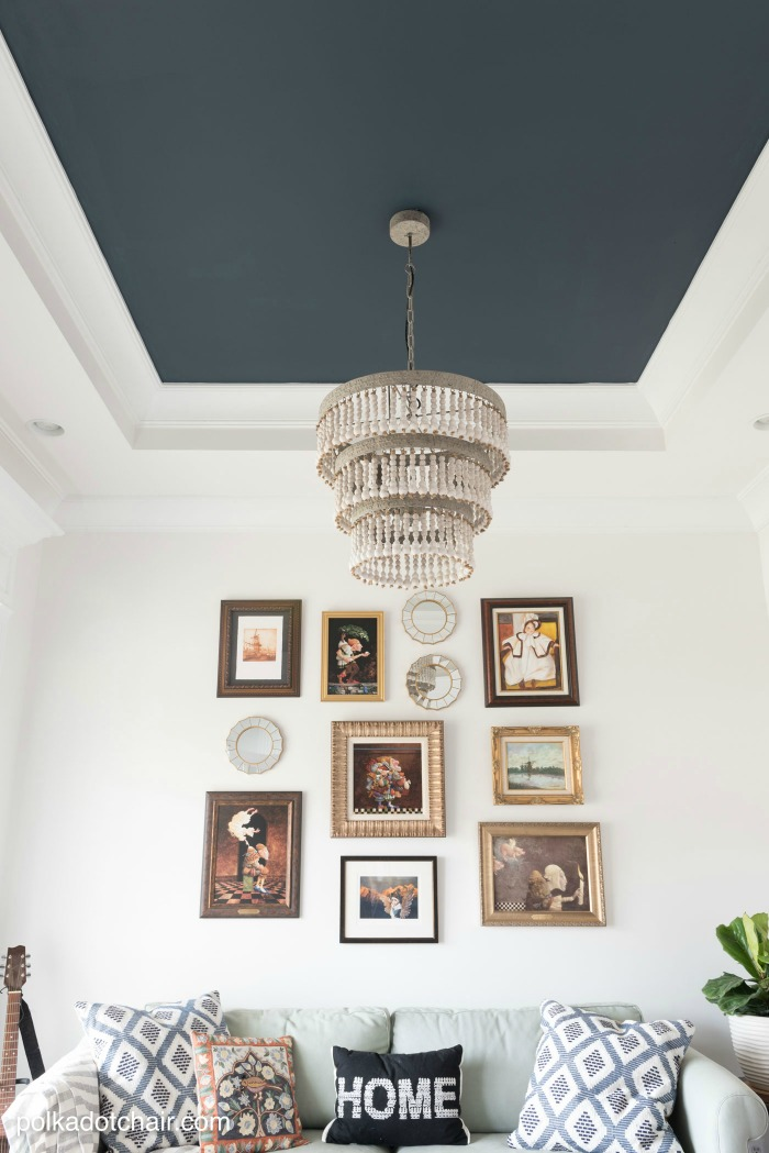 Painted office ceiling | Schlage