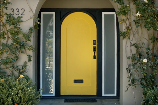 Smart locks increase curb appeal