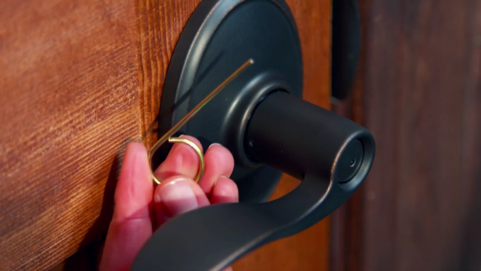 How To Change The Handing Of Your Schlage Door Lever
