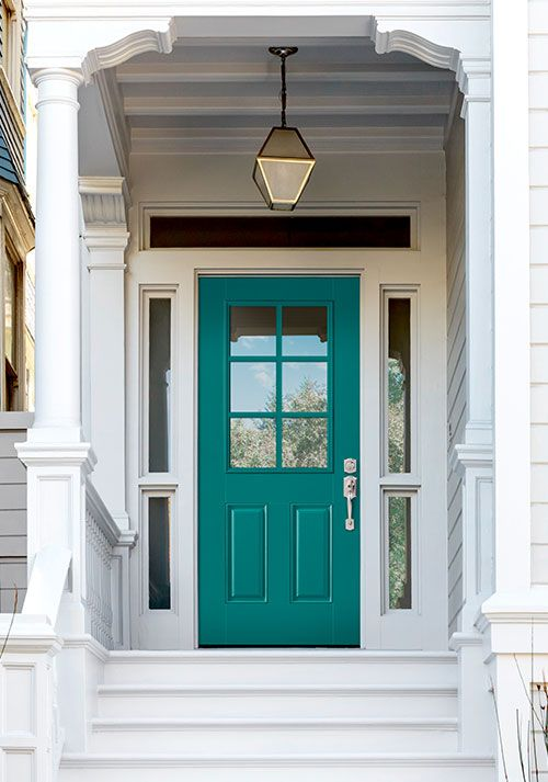 7 Examples That Prove Door Hardware Is The Ultimate Curb