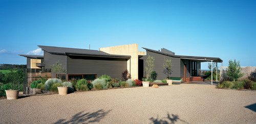 Contemporary landscape ideas