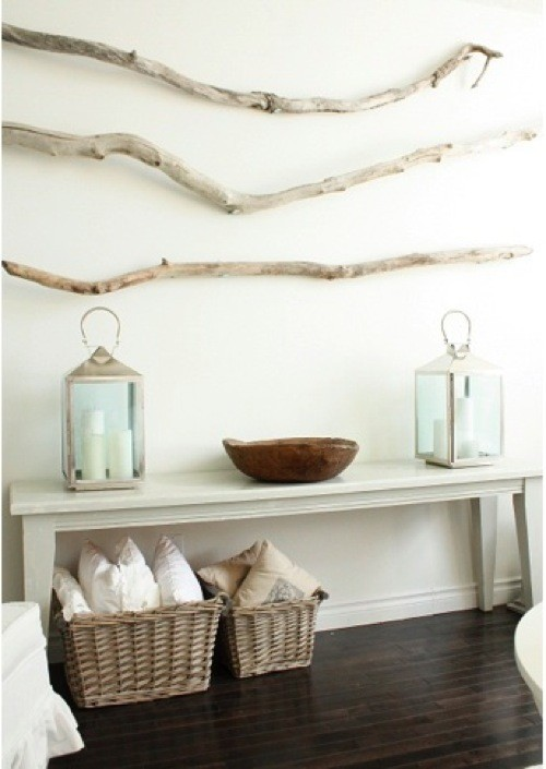 Summer Entryway - Beach Decor Ideas