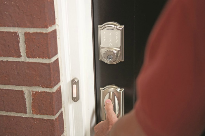 How secure are electronic deadbolts and smart locks?
