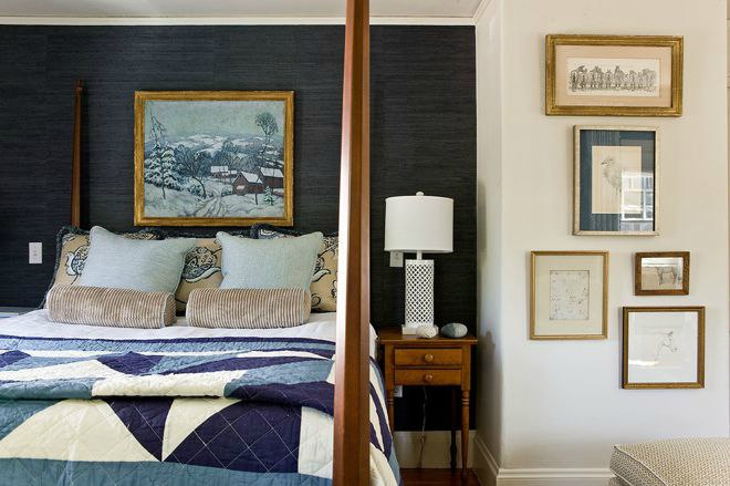 Decorating - Neutral Palette - Traditional Bedroom