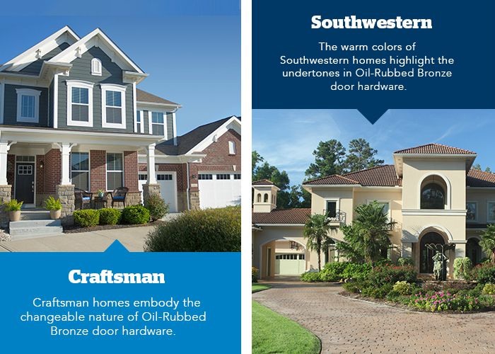 Oil-Rubbed Bronze  - Home Styles - Craftsman - Southwestern