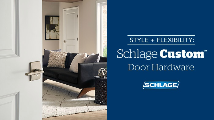 Ted Roberts - Schlage Custom - Premium Door Hardware