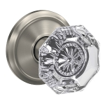Glass door knob - Alexandria knob - Schlage Custom