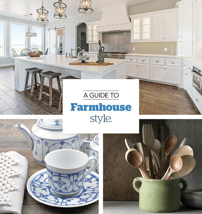A Guide To Identifying Your Home Décor Style: 5 Steps To Achieving A Farmhouse Look In Your Home