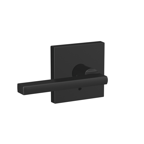 Exceptionnel Door Hardware   Levers   Matte Black Finish   Schlage