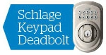 Electronic locks - Schlage Keypad Deadbolt