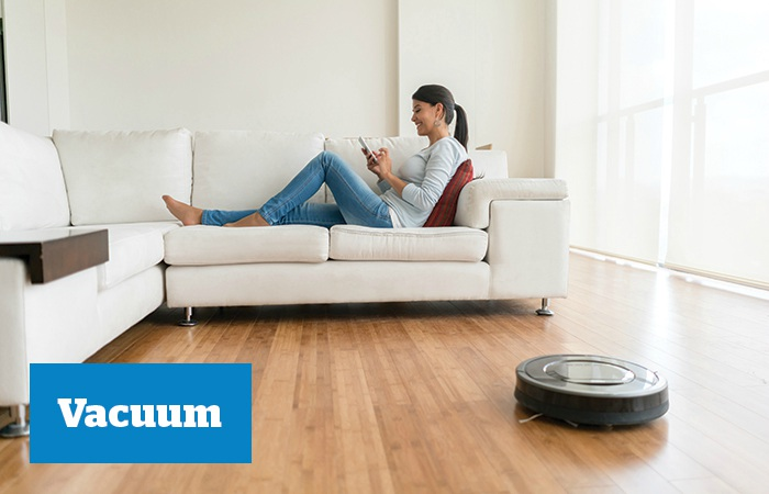 Home Products - Vacuum
