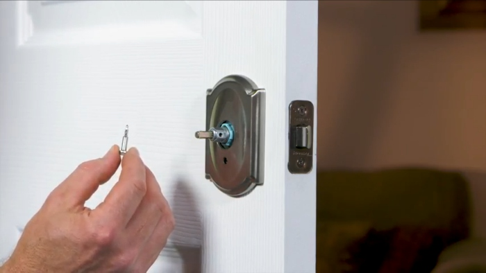 Schlage Custom - Door hardware - Installation