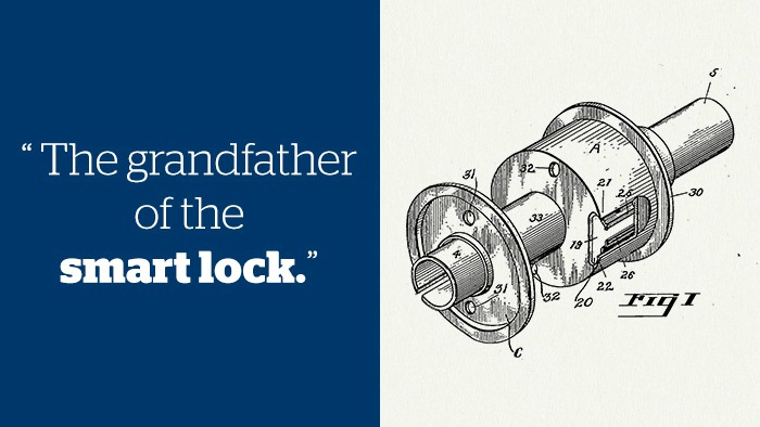 Ted Talks - Walter Schlage - Smart Lock