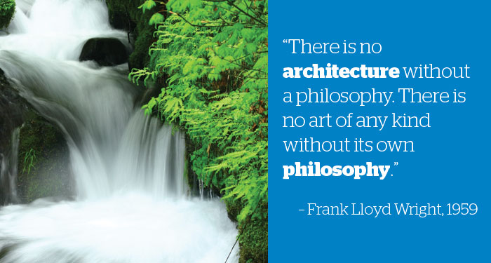 Ted Talks - Frank Lloyd Wright - Schlage