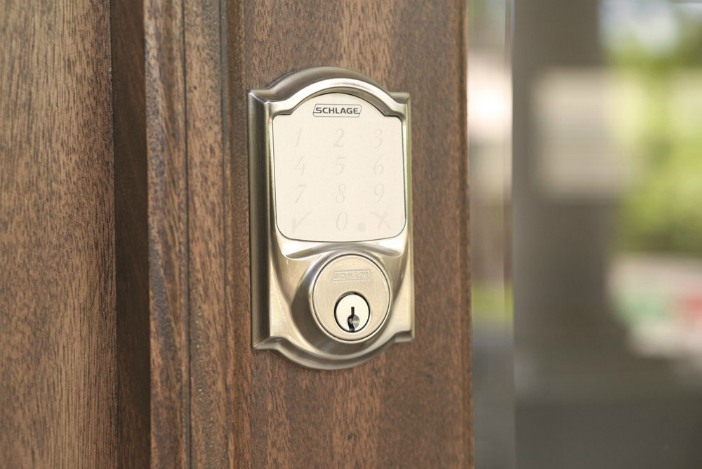 Schlage Sense Smart Deadbolt - Yonomi - Smart home routines