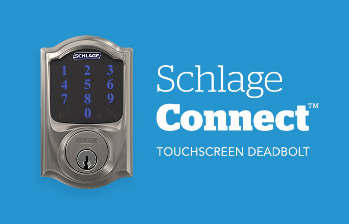 Amazon smart locks - Smart life roadshow - Schlage Connect