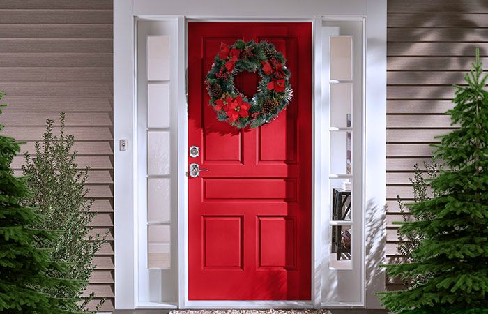 Holiday - Home Security - Schlage
