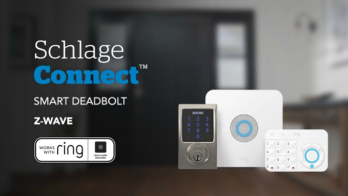 Schlage Connect - Ring Alarm