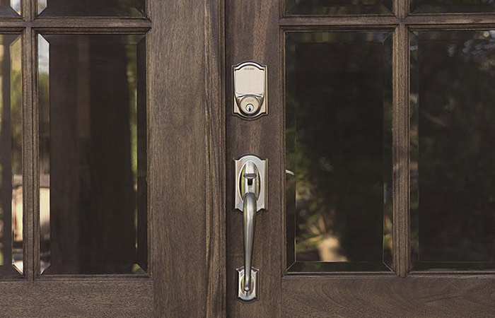 Smart home security - Smart locks - Schlage Sense