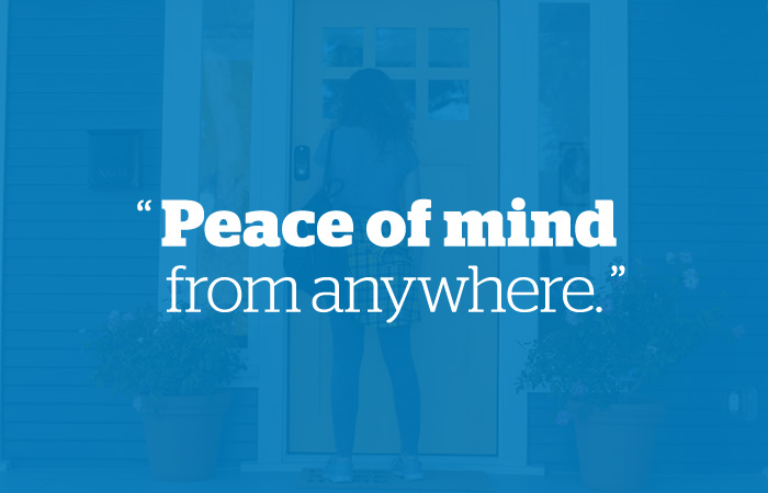 Quite: Peace of mind from anywhere