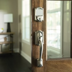 What to do with your Schlage smart lock when moving.