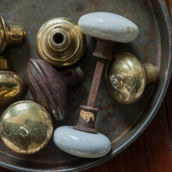 Did you know? Door knobs through history.