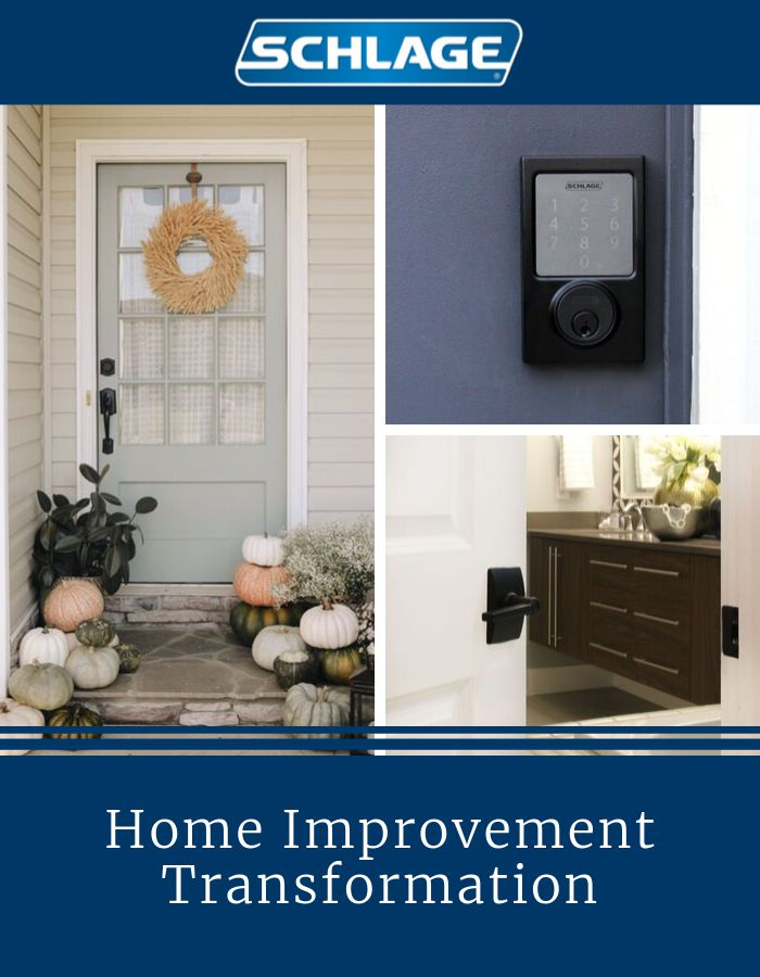 Fall home improvement ideas