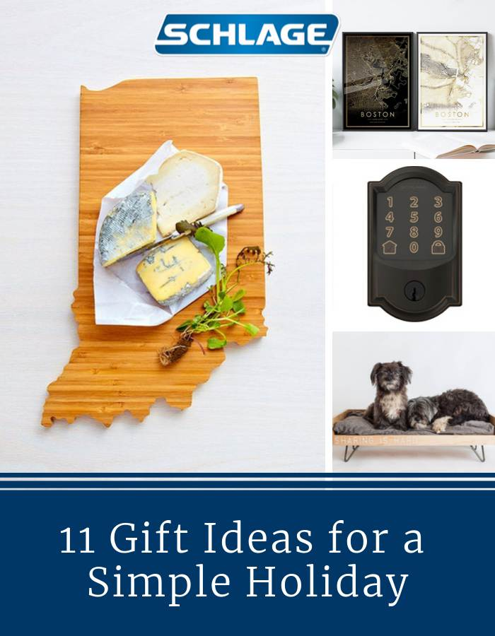 11 Holiday gift ideas.
