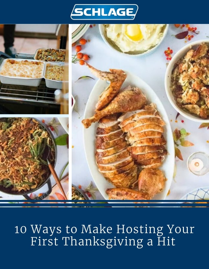 Thankgiving hosting tips