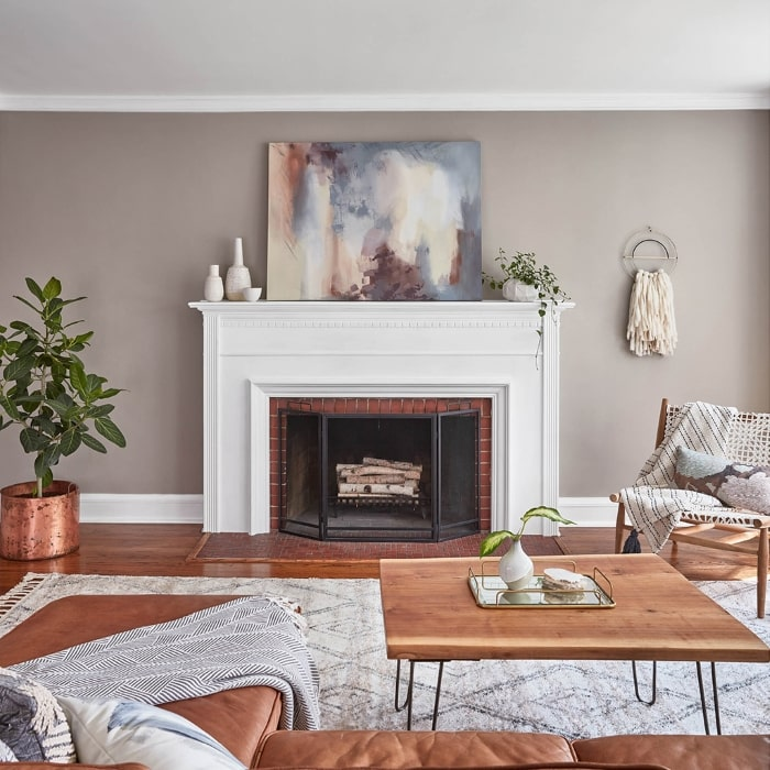 10 Living Rooms With Calming Colors: Natural Colors That Will Bring Home Style And Peace In 2020