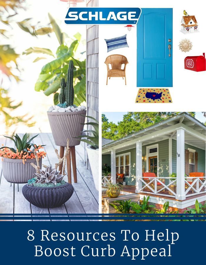 8 curb appeal resources for inspiration.