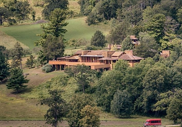 Frank Lloyd Wright's Estate, Taliesin