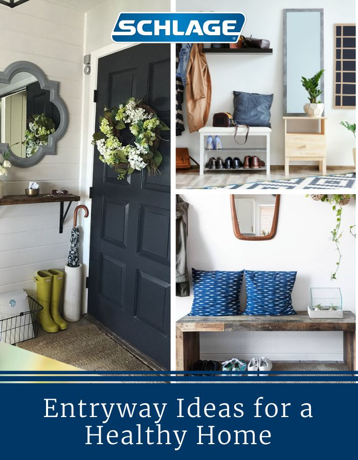 Healthy entryway ideas