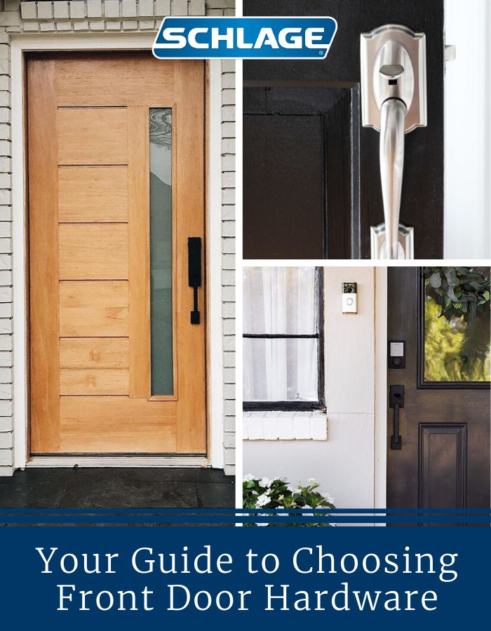 Your Guide To Choosing Stylish And Secure Front Door Handles