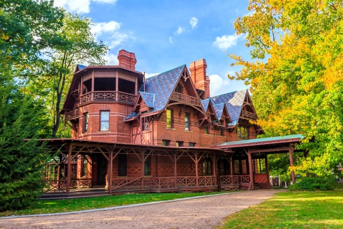 Mark Twain's Connecticut Home