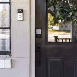 Your guide to choosing stylish and secure front door handles.