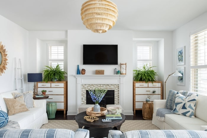 Beach style living room./></div> <div style='color:#444; font-size: 12px;'><a style=