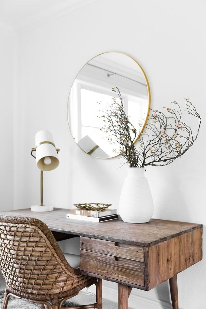 Mirrors In Office Decor Ideas from www.schlage.com